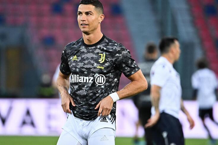 Ronaldo cumpriu a terceira época na Juventus