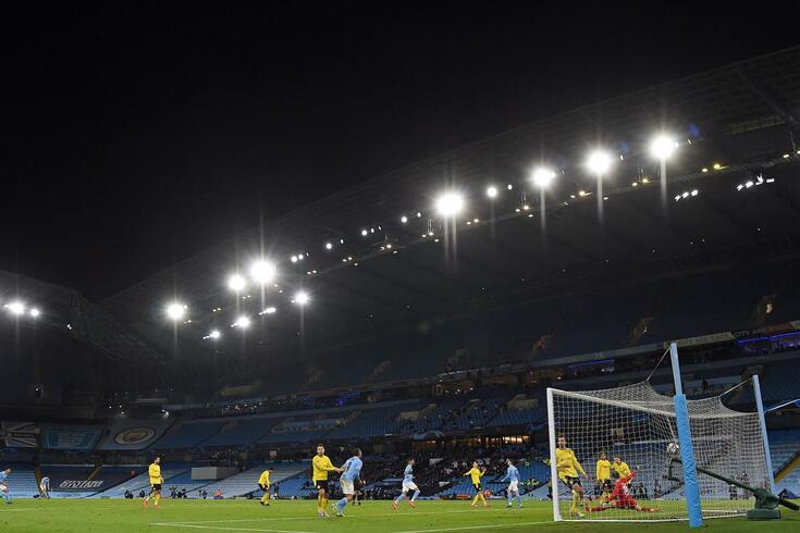 Manchester City venceu o Dortmund por 2-1