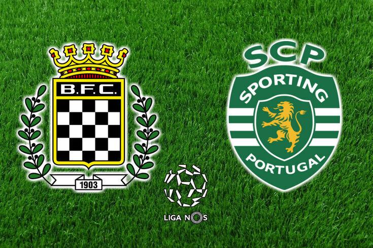 DIRETO | Boavista-Sporting