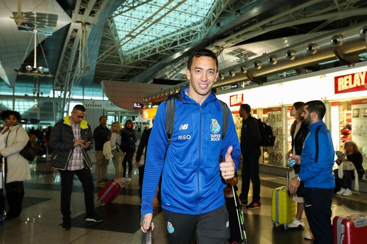Marchesín quer reentrar nas opções depois de ter estado na seleção da Argentina