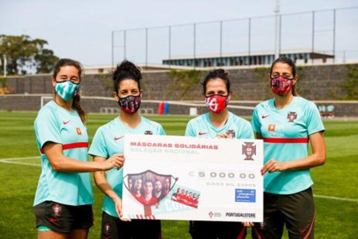 Máscaras sociais geram cinco mil euros para a Rede de Emergência dos Bancos Alimentares