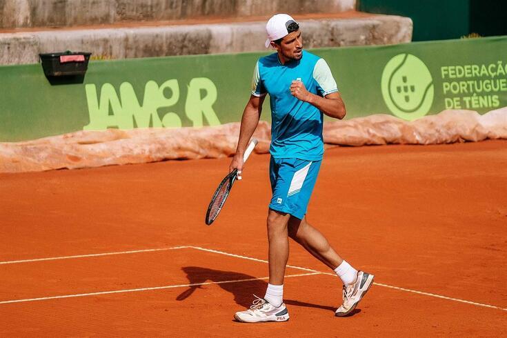 Pedro Cachin, tenista argentino