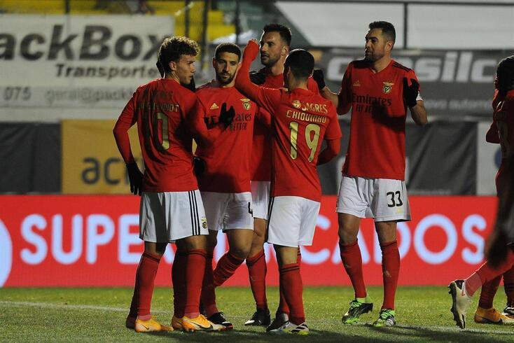 Benfica a contas com vários casos na estrutura profissional