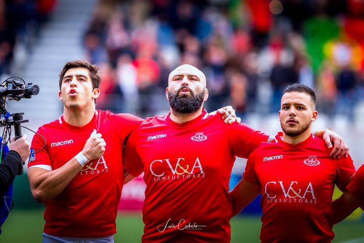Seleção portuguesa de râguebi defronta Ilhas Fiji em França