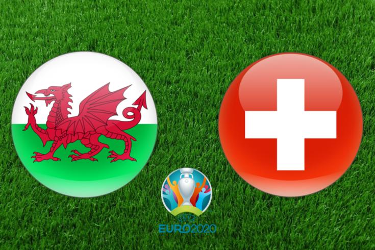 DIRETO   Euro 2020: País de Gales-Suíça