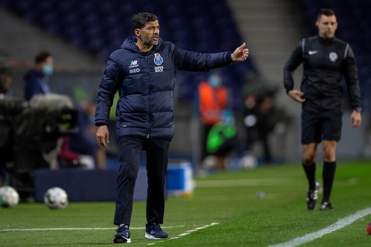 Porto, 24/10/2020- O Fc Porto recebeu esta noite o Gil Vicente,  no Estádio do Dragão, em jogo da 5ª