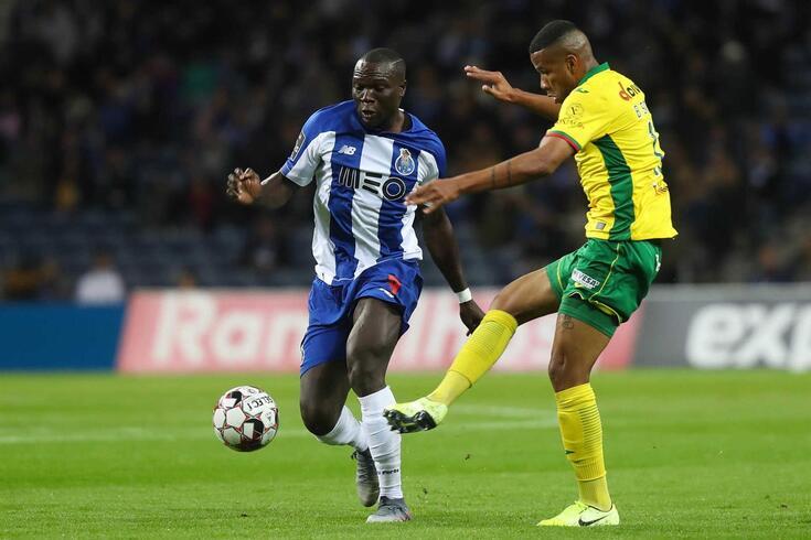 Vincent Aboubakar deverá sair do FC Porto