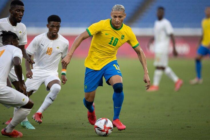 Brasil apenas empatou com a Costa do Marfim