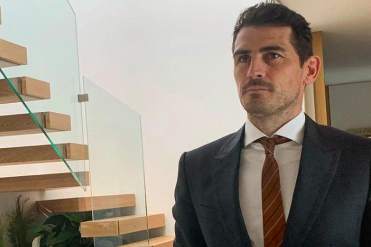 Iker Casillas cumpre o 40.º aniversário