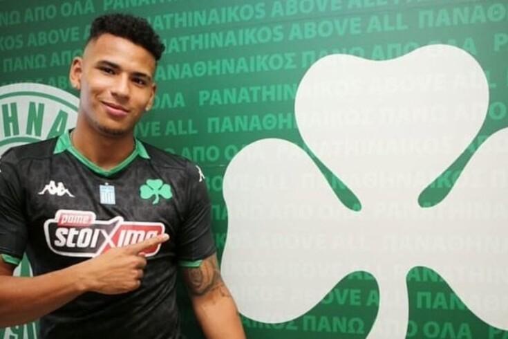 Perea rumour ao Panathinaikos após deixar o FC Porto