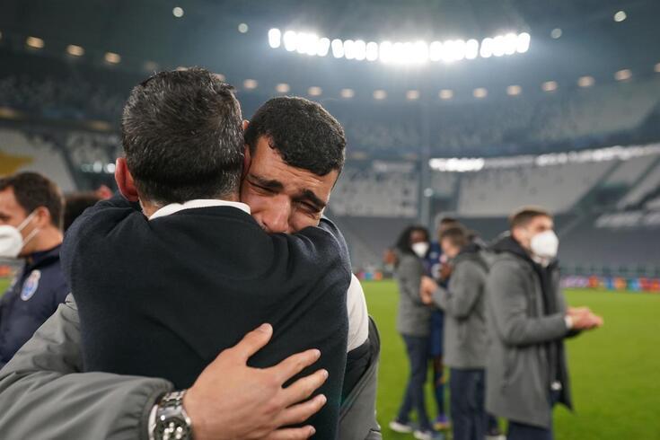 Sérgio Conceição revela o que disse Taremi após o Juventus-FC Porto