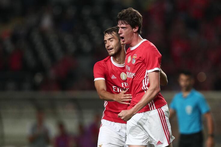 Conti fez apenas dez jogos pelo Benfica