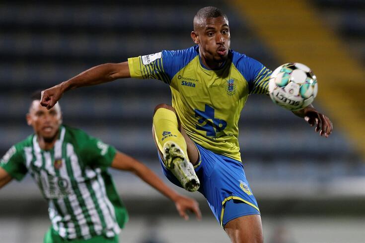 André Silva, avançado do Arouca