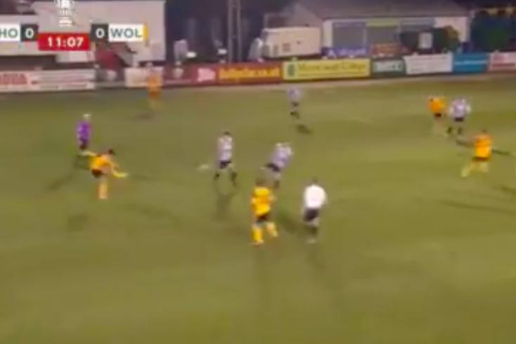 Vitinha estreia-se a marcar pelo Wolverhampton e logo com um golaço: ora veja