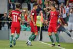 André Silva tem uma boa relação com Ronaldo, dentro e fora dos relvados