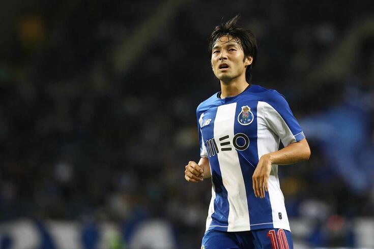 Nakajima tem conseguido somar mais minutos no FC Porto