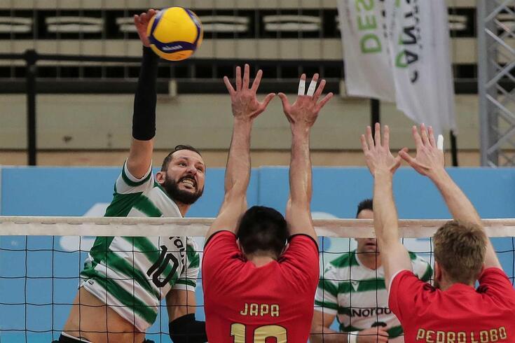 O Sporting conquistou a Taça de Portugal, depois de vencer o Benfica.