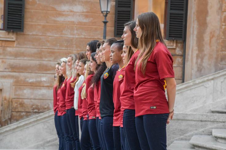 Comentário machista à equipa feminina do Roma não fica sem resposta