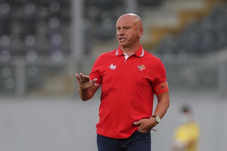 José Mota, treinador do Leixões