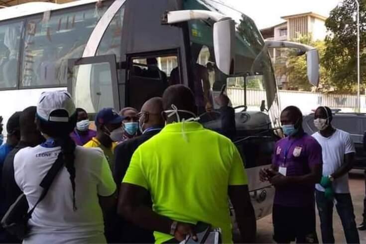 Serra Leoa-Benin: jogo em junho pela última vaga na CAN'2021