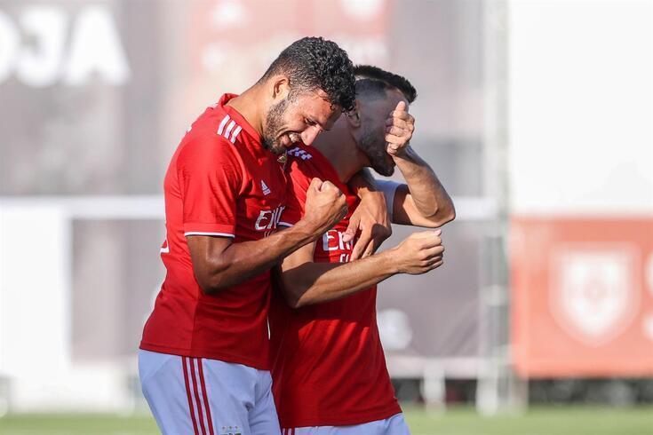 Benfica tem no apuramento para a fase de grupos da Champions um dos objetivos da temporada