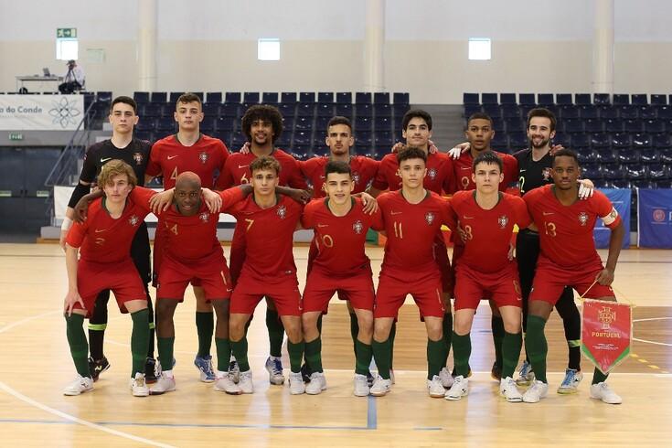 Seleção Nacional de futsal sub-19