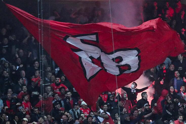 """A reação do Benfica ao ataque à claque do Sporting: """"Total repúdio"""""""