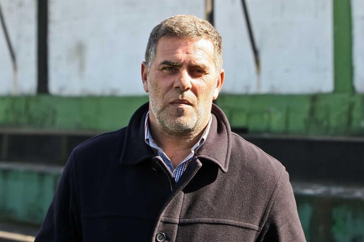 José Bizarro, treinador do Covilhã