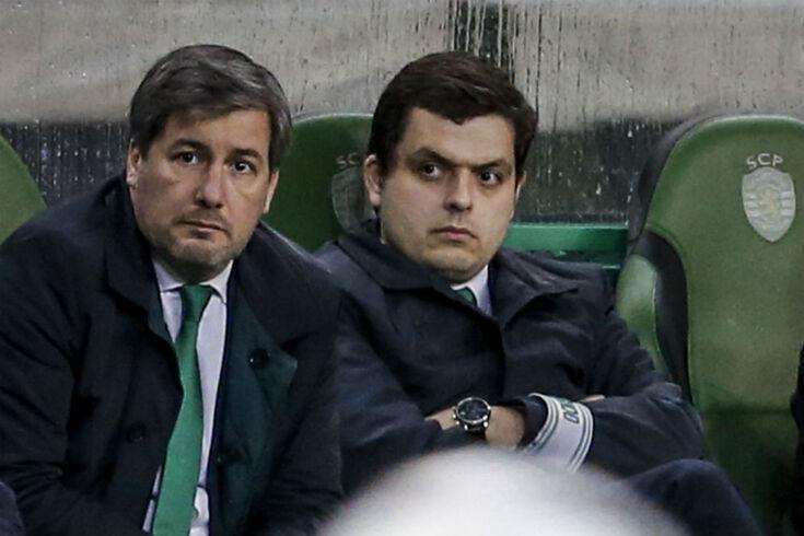Bruno de Carvalho e André Geraldes contradizem-se