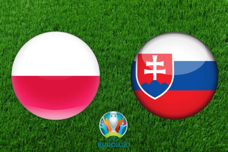 DIRETO | Euro'2020: Polónia-Eslováquia