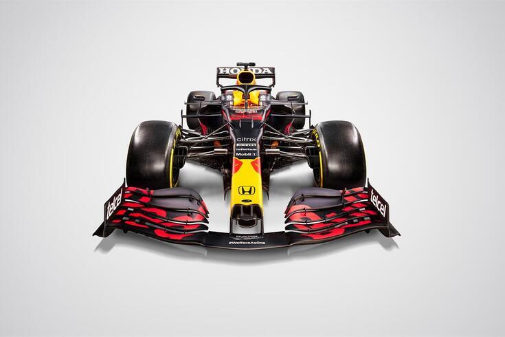 Apesar das limitações, Red Bull quer ser mais competitiva no Mundial de Fórmula 1