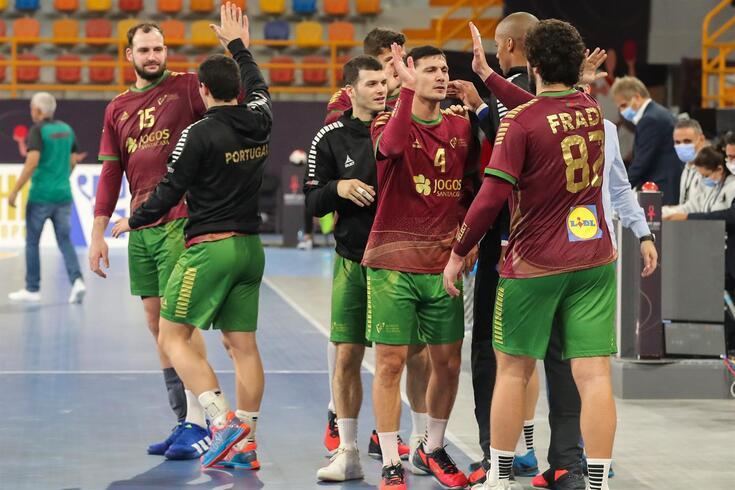 Portugal disputa o terceiro jogo no Mundial de andebol