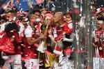 Braga conquistou a Taça da Liga na última época
