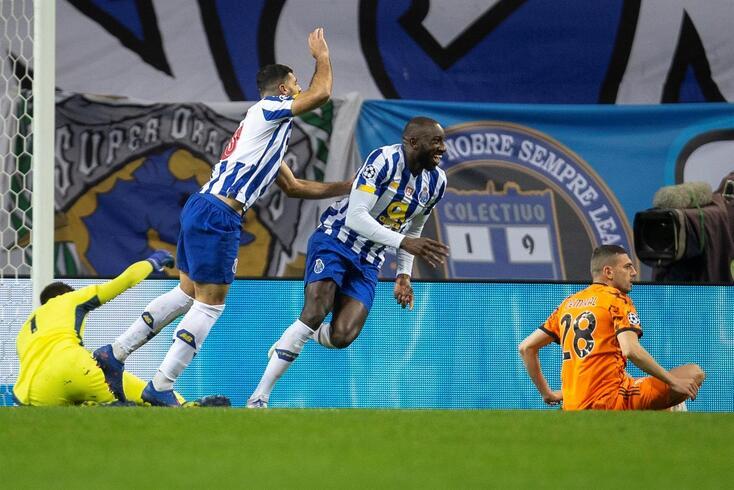 Marega é uma das principais figuras do FC Porto