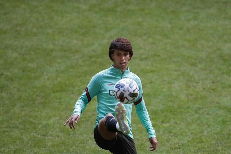 João Félix foi vendido pelo Benfica ao Atlético de Madrid por 120 milhões de euros