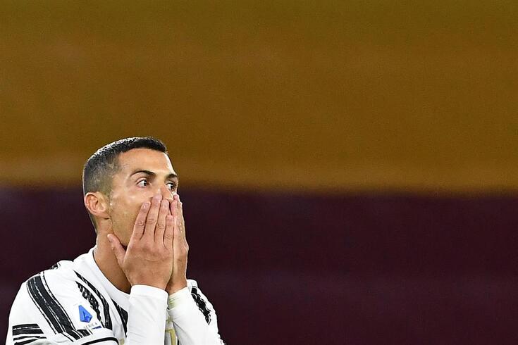 Ronaldo ainda não venceu a covid-19