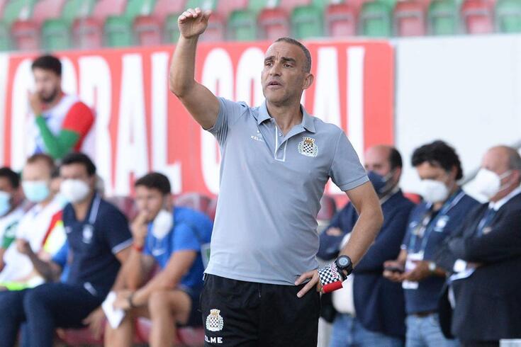 João Pedro Sousa, treinador do Boavista