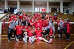 Benfica sagrou-se campeão nacional de voleibol pela nona vez
