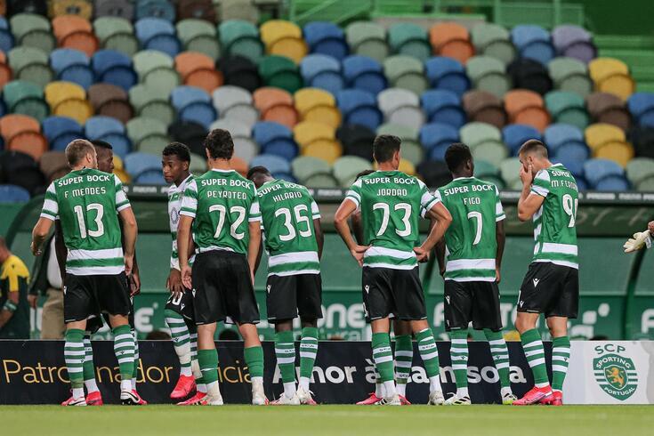 Estádio José Alvalade não recebe público desde o dia 8 de março