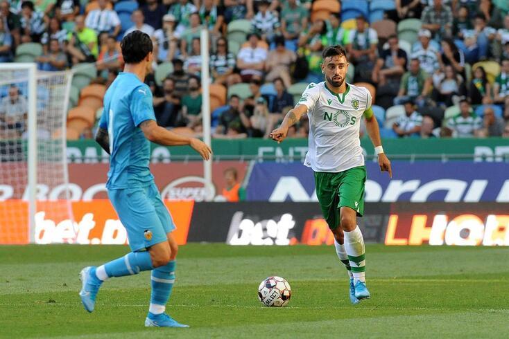 Tottenham vai fazer nova proposta por Bruno Fernandes.