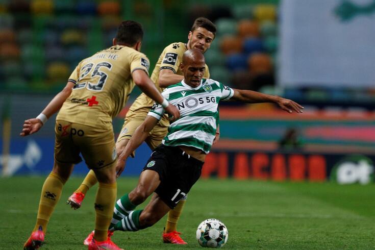 João Mário pretende continuar em Alvalade