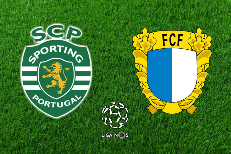 DIRETO | Sporting-Famalicão