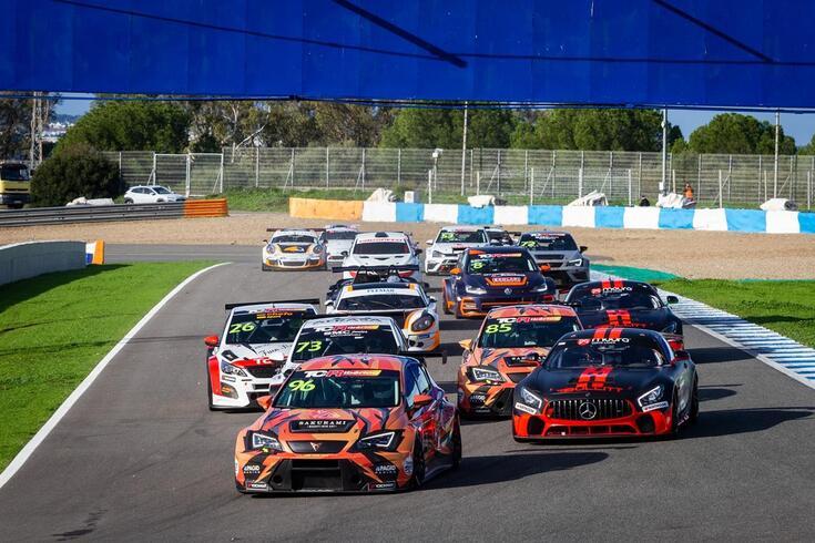 SUPERCARS Endurance é a nova  competição ibérica que junta GT4 e TCR
