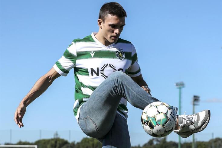 Palhinha renovou pelo Sporting