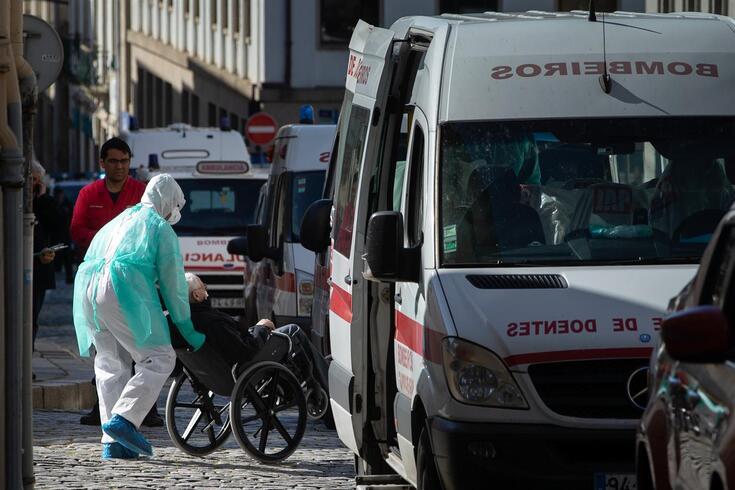 Operação complexa para retirar idosos de lar de Vila Real