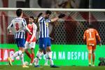 Taremi marcou o golo do FC Porto