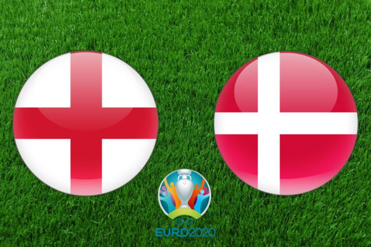 DIRETO | Euro'2020: Inglaterra-Dinamarca
