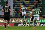 Dário Essugo tornou-se no mais jovem de sempre a jogar pelo Sporting
