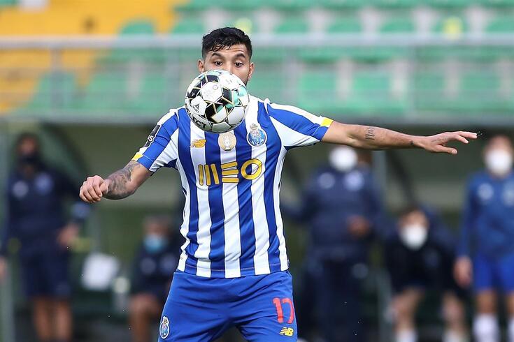 Corona é um dos destaques do FC Porto
