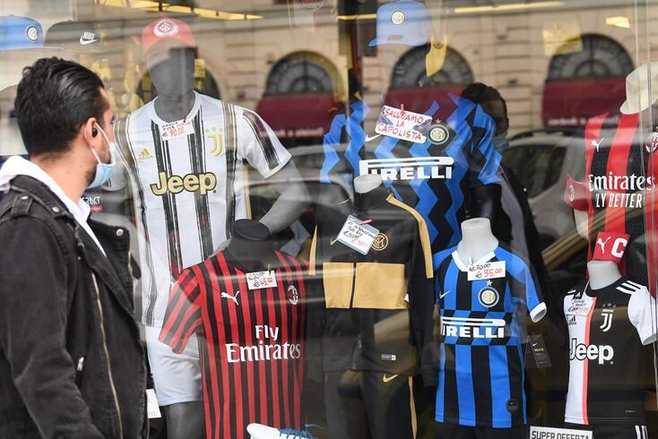 Juventus, Inter e Milan entre os clubes fundadores